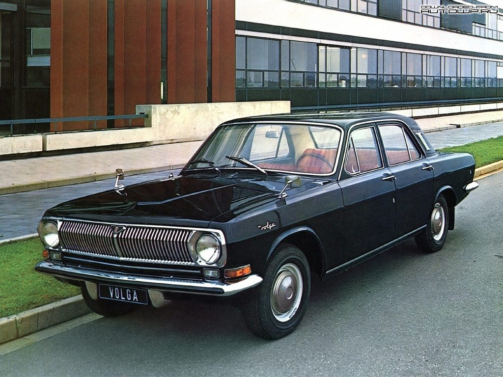 ГАЗ 24, ГАЗ 2410, Волга 24