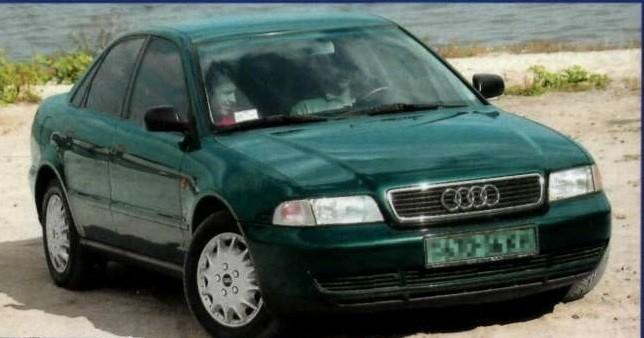 Audi A4 (B5) I