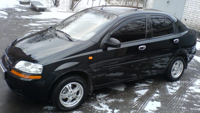 Chevrolet Aveo I