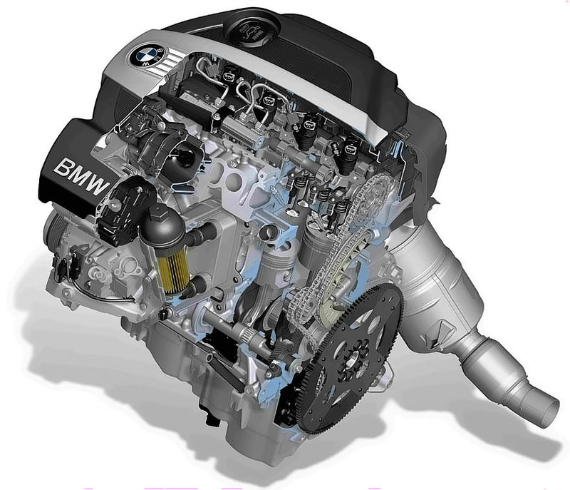 BMW 5-й серии Е60