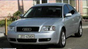 Audi A6 II