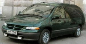 Dodge Caravan / Chrysler Voyager III