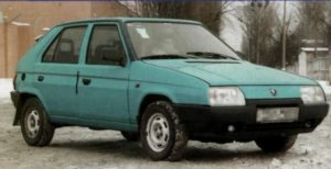 Skoda Favorit / Forman