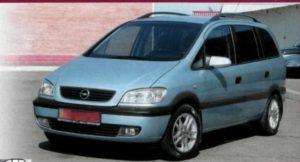 Opel Zafira I