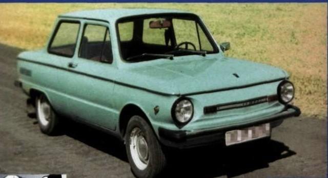 Zaz-969 М