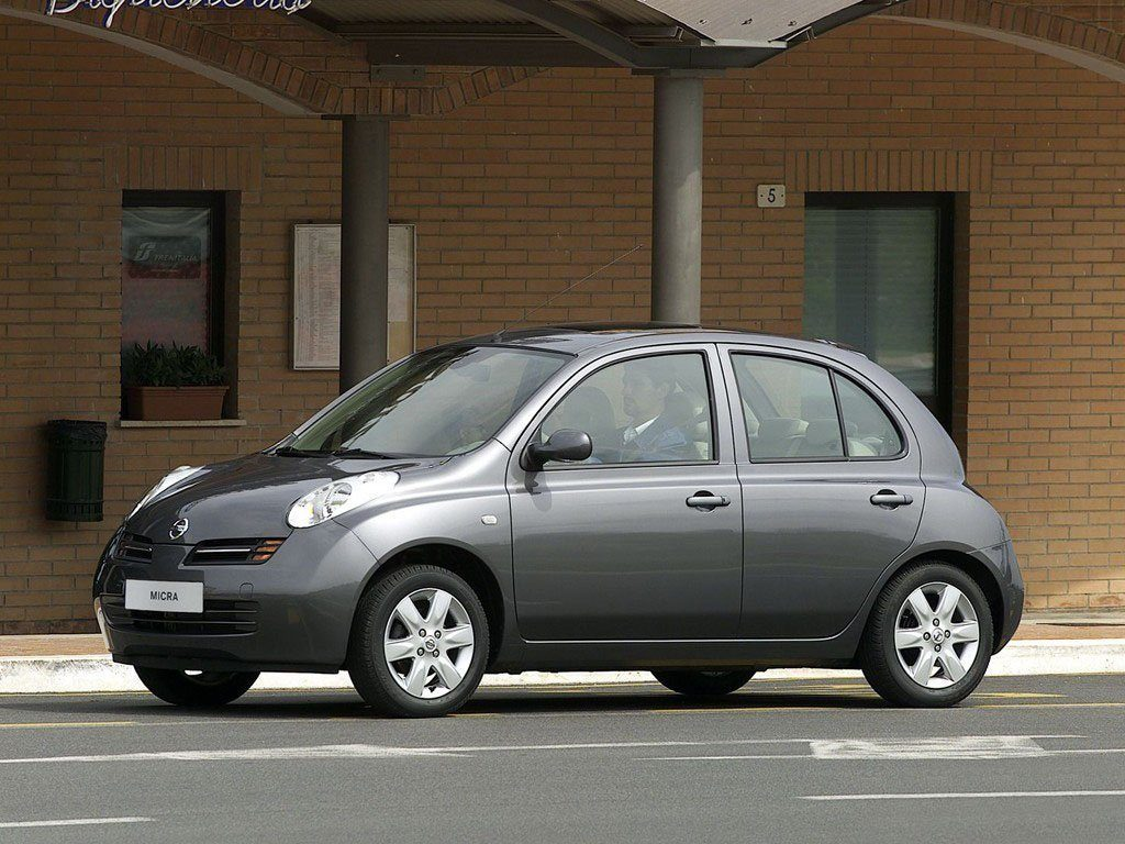 Nissan Micra III
