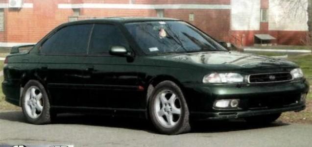 Subaru Legacy II