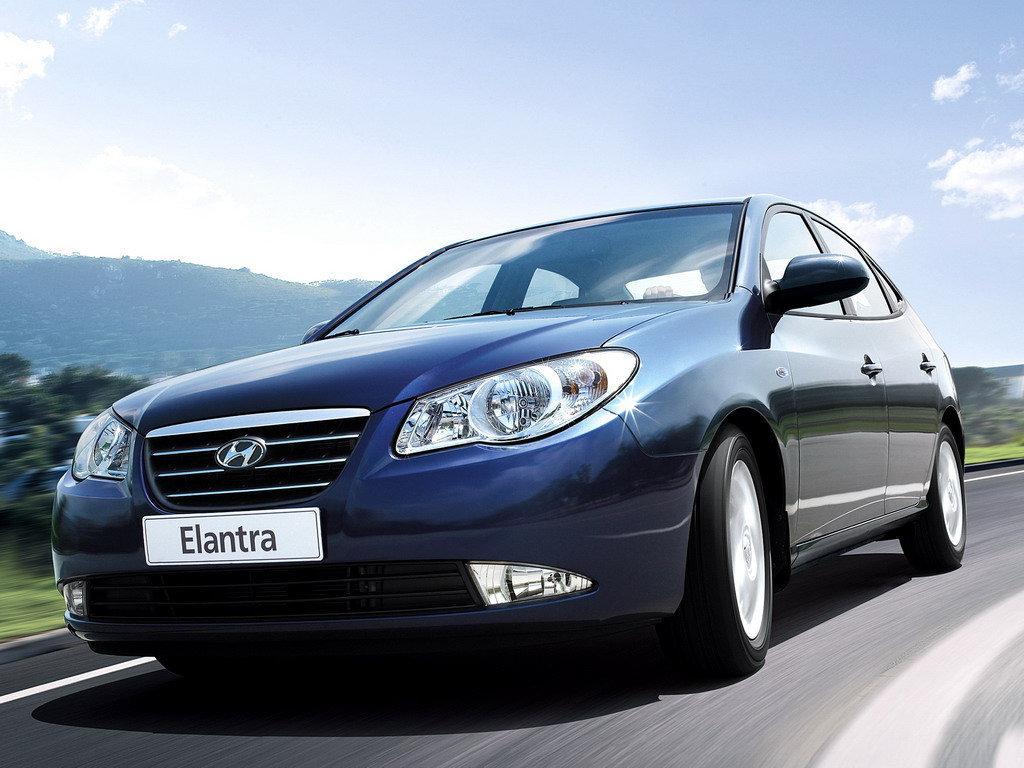 Hyundai Elantra IV G4