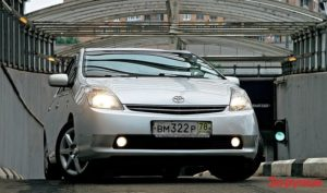 Toyota Prius II XM20