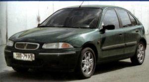 Rover 200 II