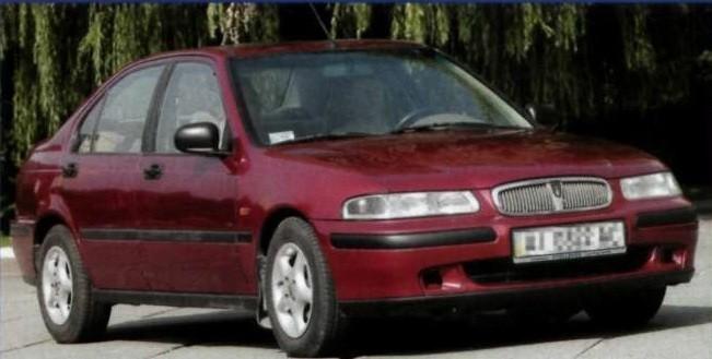 Rover 400 II
