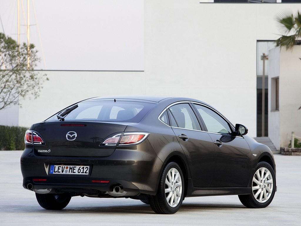 Mazda 6 II GH