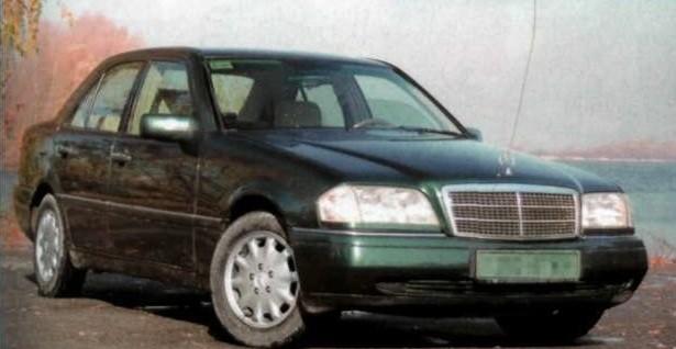 Mercedes Benz C-Class W202