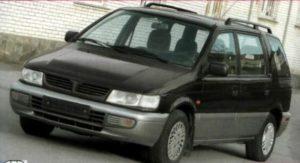 Mitsubishi Space Wagon III