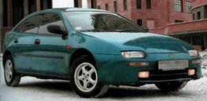 Mazda 323 BA