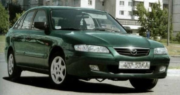 Mazda 626 GF