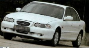 Hyundai Sonata III