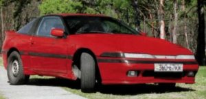 Mitsubishi Eclipse 1G