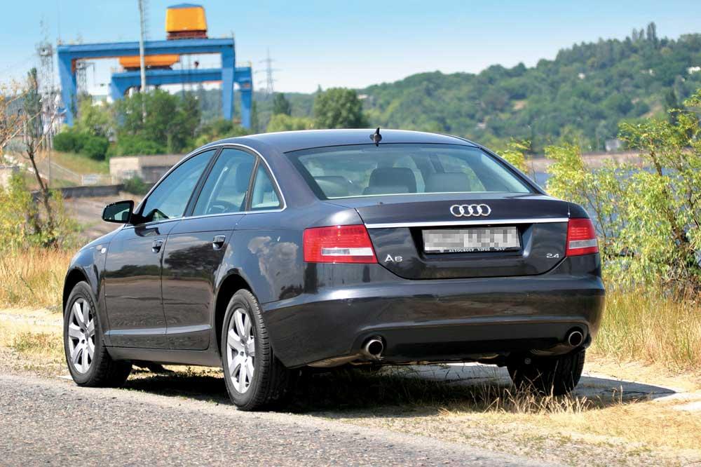 Audi A6 С6