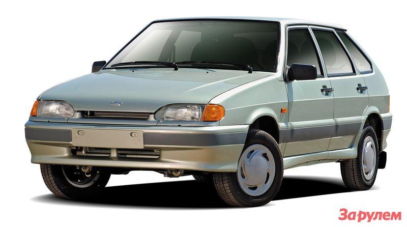 Lada Samara, зубилы второго поколения, II