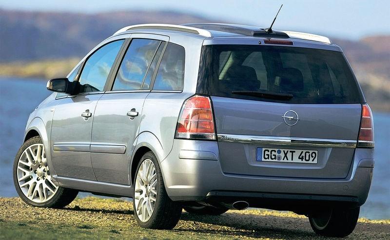 Opel Zafira II B
