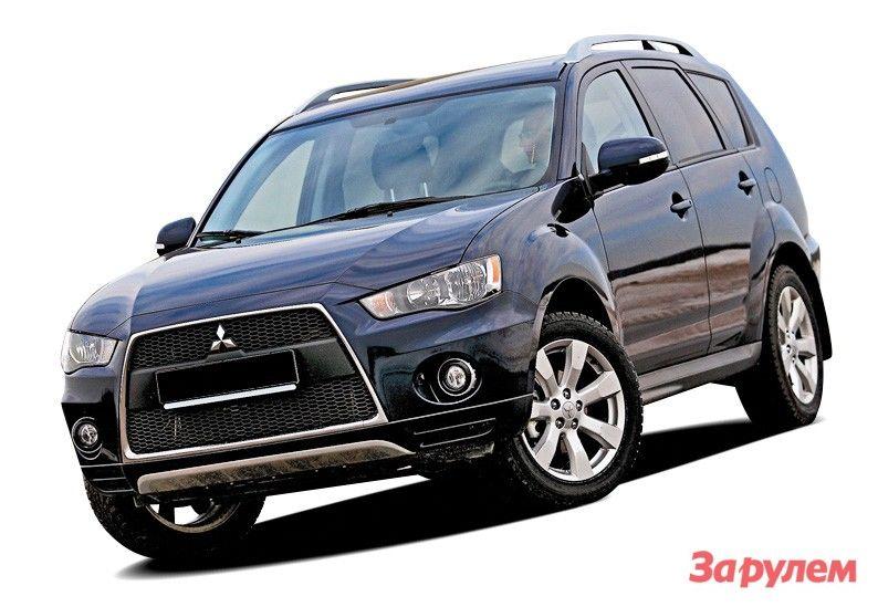 Mitsubishi Outlander XL II
