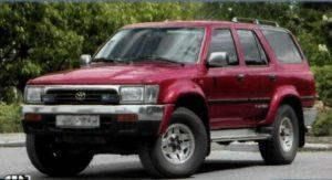 Toyota 4Runner II