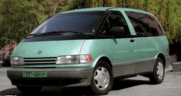 Toyota Previa I