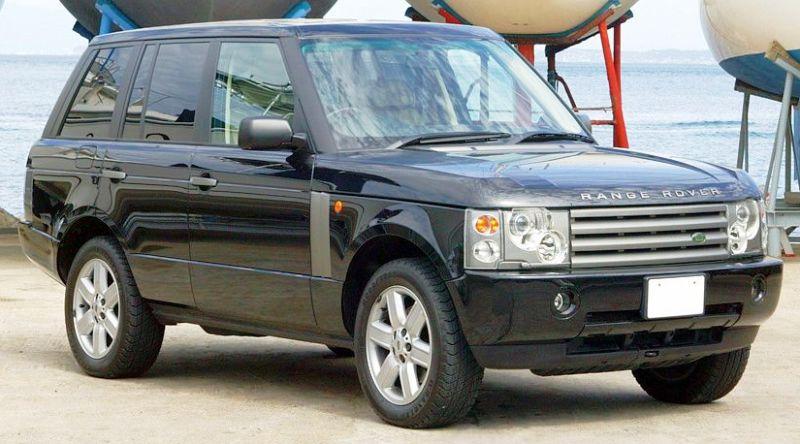 Land Rover Range Rover III