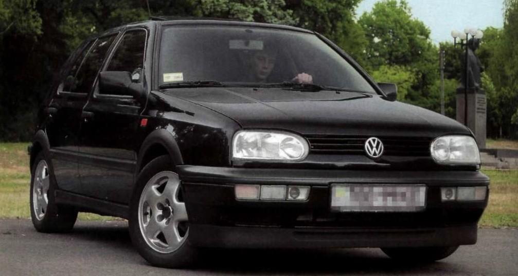 Volkswagen Golf III / Vento