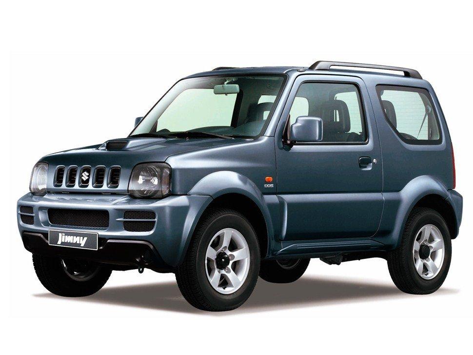 Suzuki Jimny JB43
