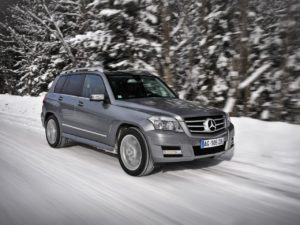 Mercedes Benz GLK I X204