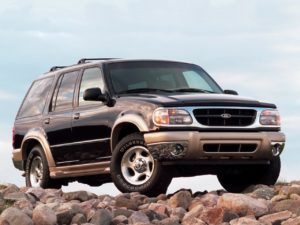Ford Explorer II