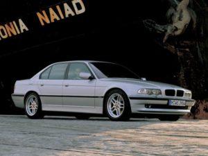 BMW 7 Series (Е38)