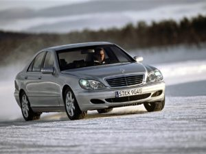 Mersedes Benz S Class W220