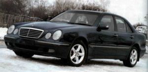 Mercedes Benz E-class W210