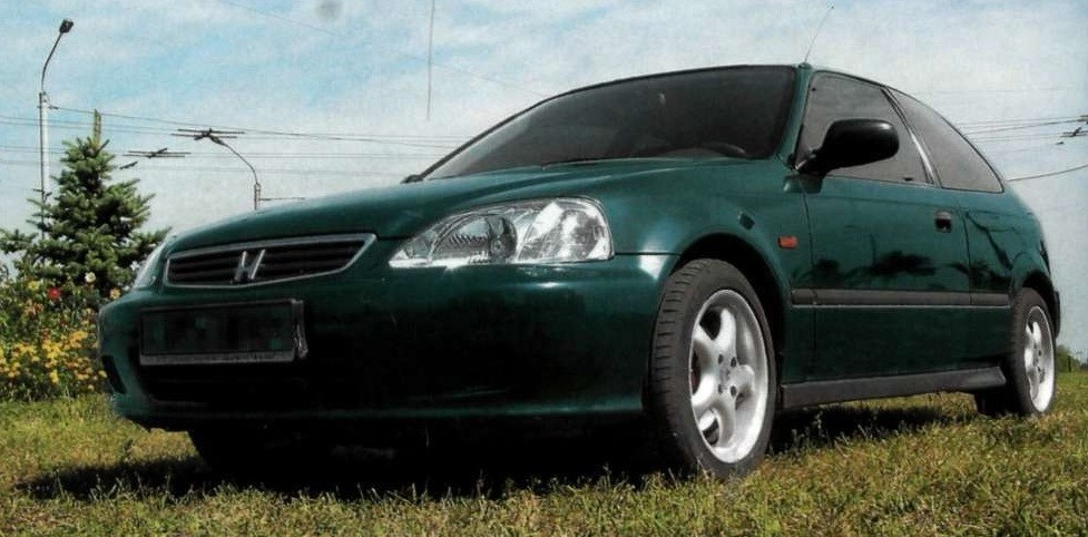 Honda Civic VI