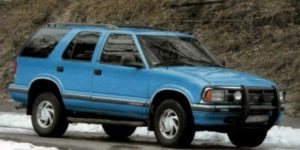 Chevrolet Blazer III