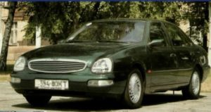 Ford Scorpio II