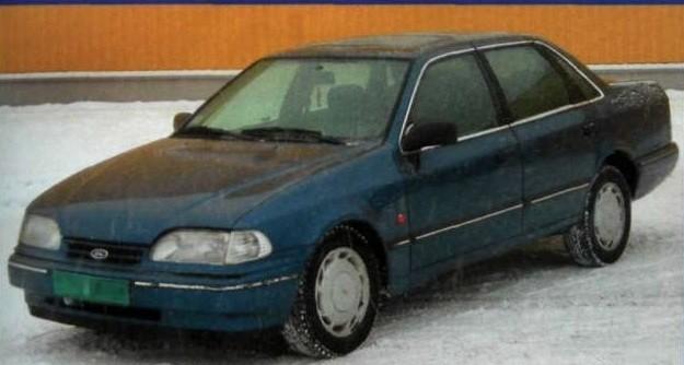 Ford Scorpio I