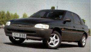 Ford Escort II