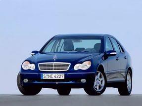 Merceds Benz C class W203