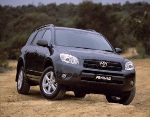 Toyota RAV 4 СA30