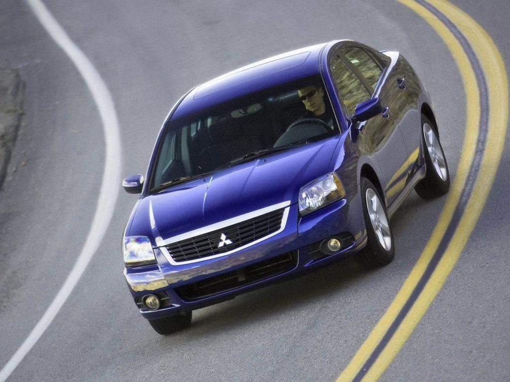Mitsubishi Galant IX