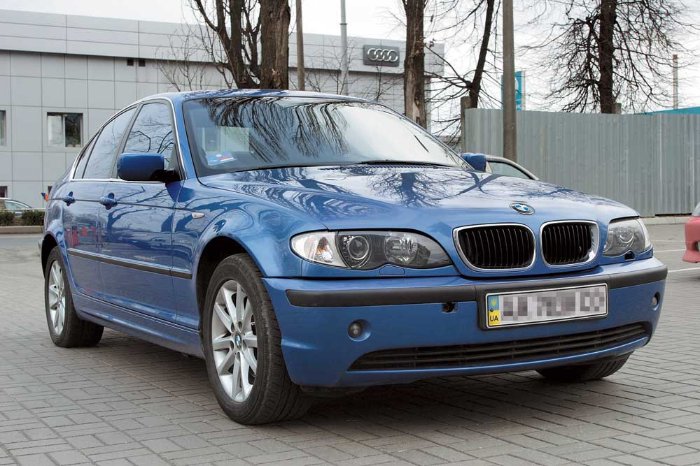 BMW 3 серия E46