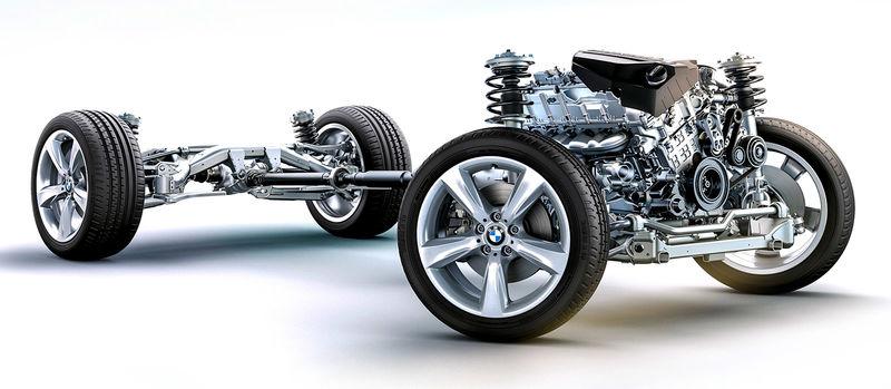 BMW X3 II F25