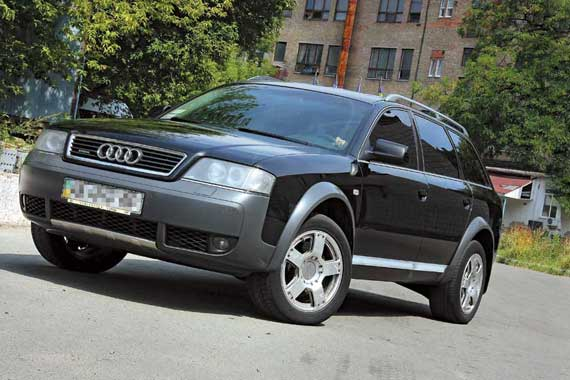 Audi С5 Allroad
