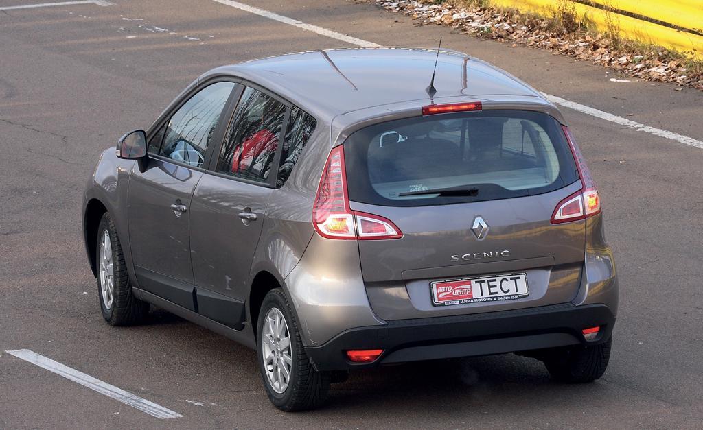 Renault Scenic III/Grand Scenic