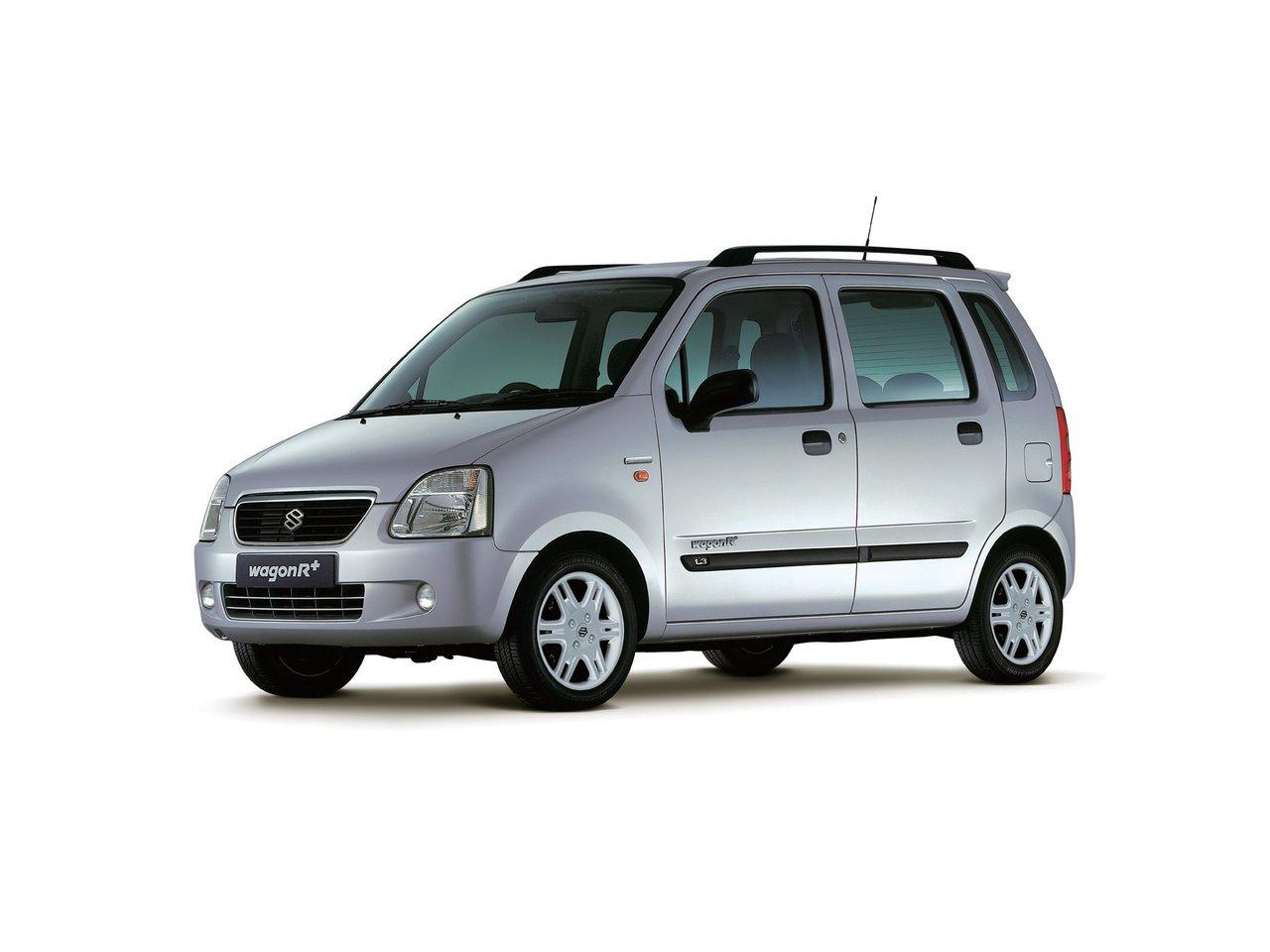 Suzuki Wagon R+ II