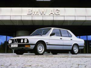 BMW 5-й серии (Е28)